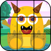 Jigsaw Puzzle Monsters icon