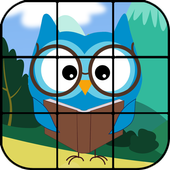 Jigsaw Puzzle Owls icon