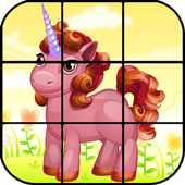 Jigsaw Puzzle Pony icon