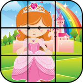 Jigsaw Puzzle Princess icon