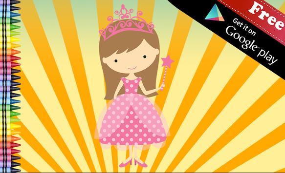 Jigsaw Puzzle Princess poster