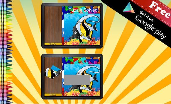 Jigsaw Puzzle Sea Animals apk screenshot
