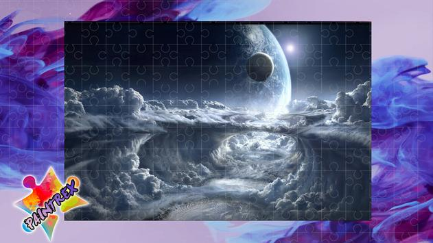 Jigsaw Puzzles Space Pack poster