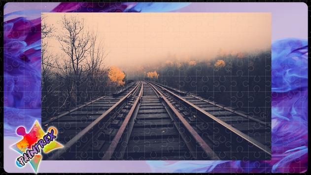 Jigsaw Puzzles Railways apk screenshot
