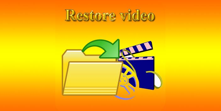 Restore video 2017 poster