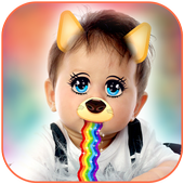 Snap Doggy Face Photo Editor icon