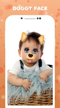 Snap Doggy Face Photo Editor poster