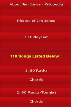 All Songs of Jim Jones screenshot 2