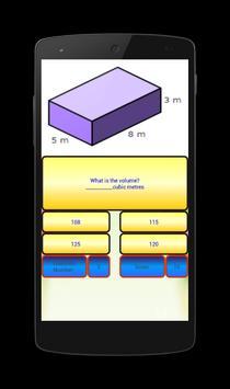 9th Grade Surface Area &Volume screenshot 11