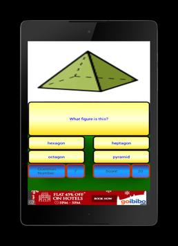 6th Grade Geometry apk screenshot