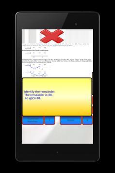 12th Grade Polynomials apk screenshot