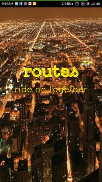 routes2 poster