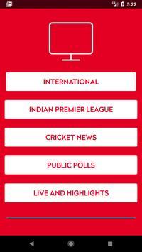Tata Sky Live Cricket Game screenshot 7