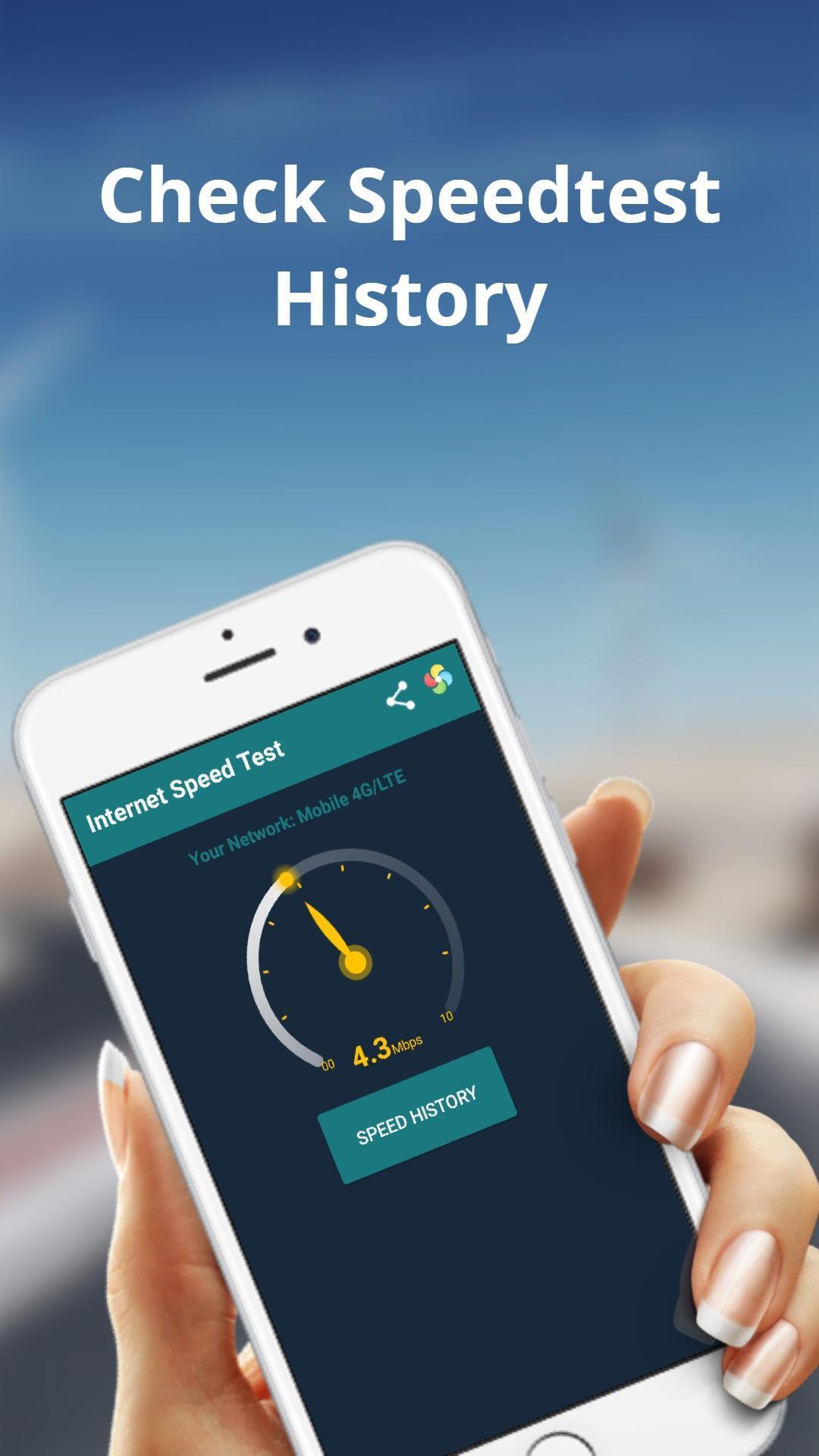 Apk Downl Internet Speed Test 3G – Tipmyshow