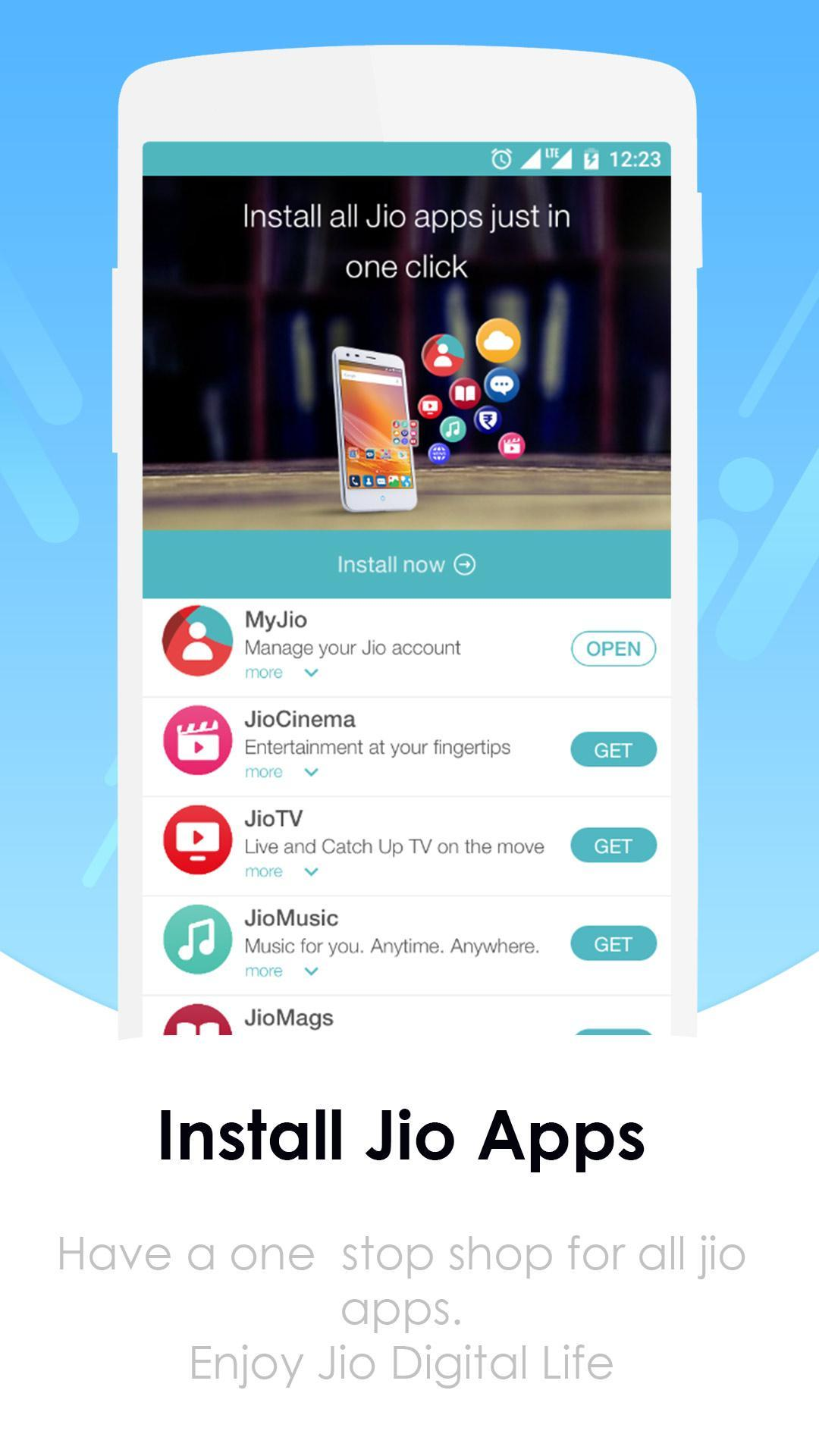 MyJio Apps Store for Android - APK Download