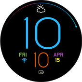 Big Digital JL for WatchMaker icon