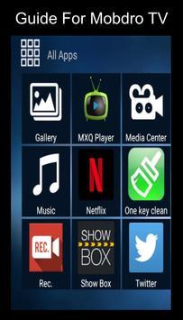 Guide For Mobdro TV Special screenshot 3