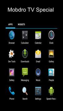 Guide For Mobdro TV Special screenshot 1
