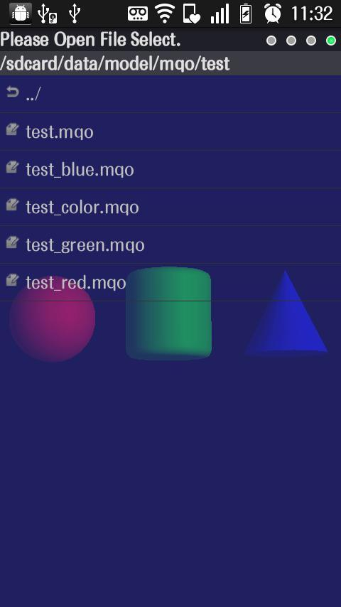 PocketMQO(With MMD) for Android - APK Download