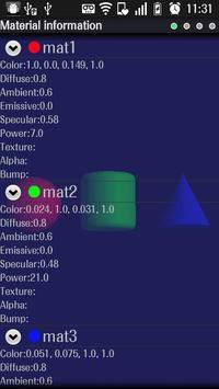 PocketMQO(With MMD) apk スクリーンショット