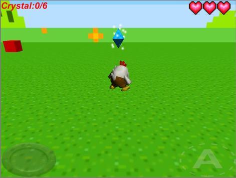 Unityサンプルゲーム screenshot 1