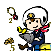 ディグダグの四大文明大冒険! icon