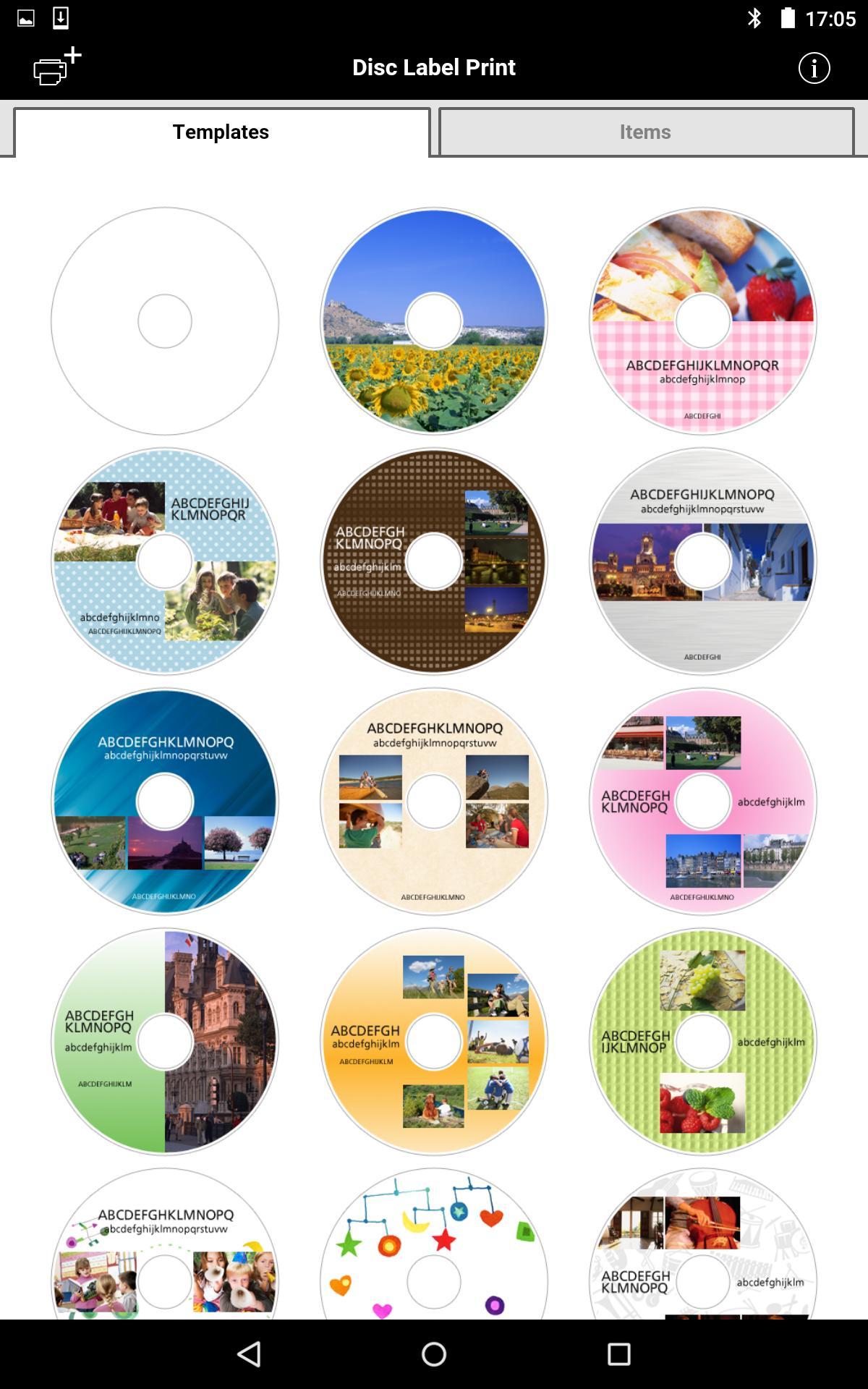 cd labelprint download