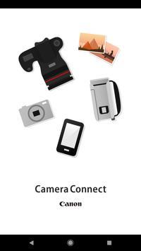 Canon Camera Connect poster