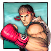 Street Fighter IV Champion Edition Zeichen