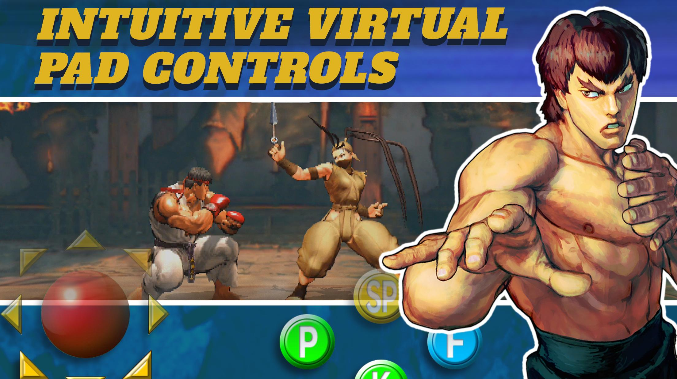 Street Fighter IV Champion Edition for Android - APK Download