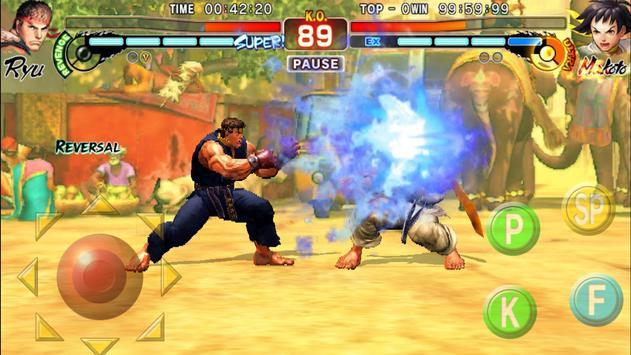 Street Fighter IV Champion Edition imagem de tela 7