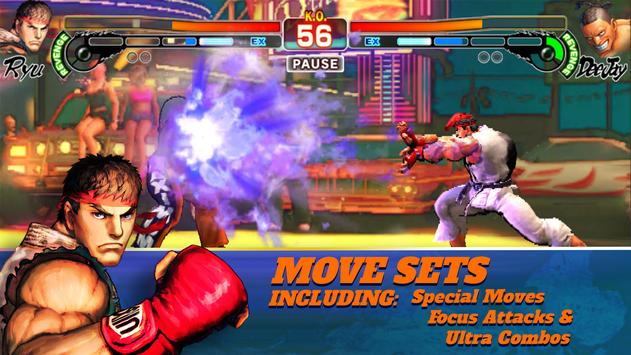 Street Fighter IV Champion Edition screenshot 1