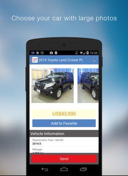 tradecarview apk screenshot
