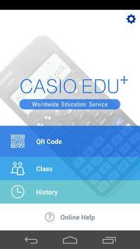 CASIO EDU+ poster