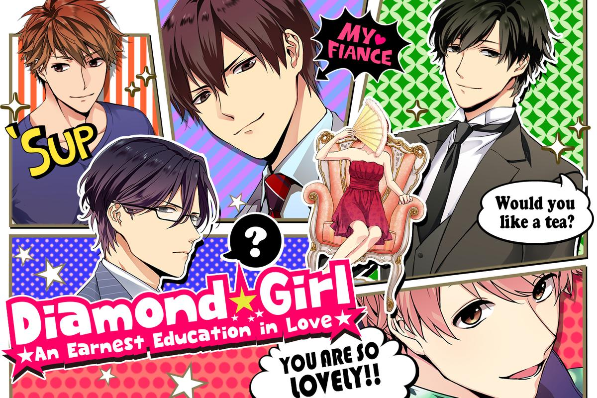 Girl x girl dating sim