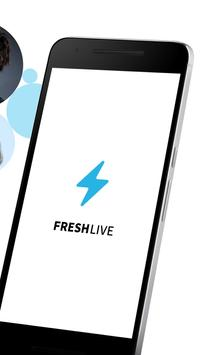FRESH LIVE - ライブ配信サービス apk screenshot