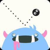 頭が良くなる新感覚ブロックパズル!monster block icon