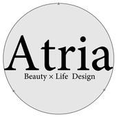 美容室・ヘアサロン Atria(アトリア)公式アプリ icon