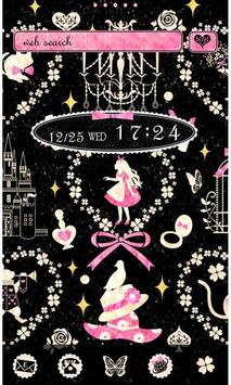 Girly Theme Beautiful Alice poster