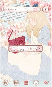 Cute Theme-Rosy Alice- poster