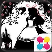 Cute Theme Alice's Fairy Tale icon