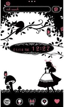 Cute Theme Alice's Fairy Tale poster