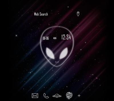 Alien Wallpaper poster