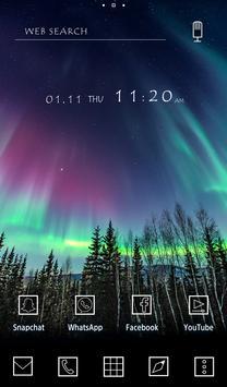 Beautiful Wallpaper AuroraTheme screenshot 4