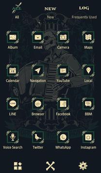 Skull Wallpaper Skeletal Musician Theme screenshot 2