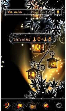 Beautiful Wallpaper Lanterns poster