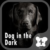 Wallpaper-Dog in the Dark- icon