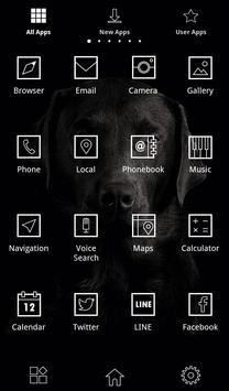 Wallpaper-Dog in the Dark- screenshot 2
