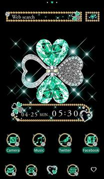 Emerald - May Birthstone Theme poster