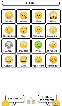 Wallpaper Emoji Paradise Theme apk screenshot